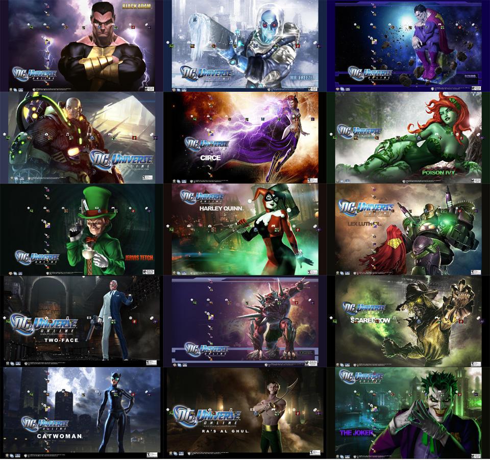 Dc Universe Online Atomic Build