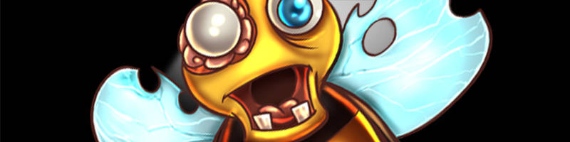 Zombees Promo Banner