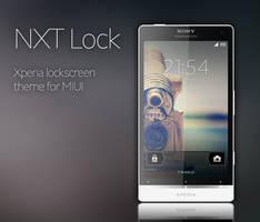 NXT Lock - MIUI LS by Vipitus