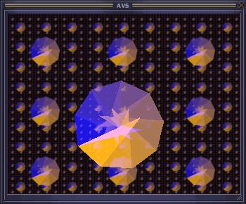 Triangle Rasterizer APE