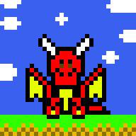 Mango Karma Dragon is adorable