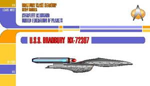 Old School Star Trek Ships
