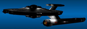 Light Cruiser USS Columbia