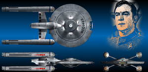 USS Buran -- somewhat TOS version 3DS