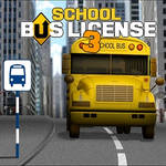 School Bus License 3 by foggames