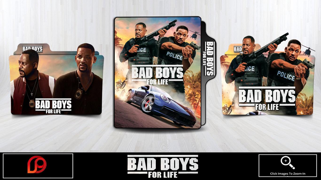 Bad Boys For Life 2020 Folder Icon By Pradpdev11 On Deviantart