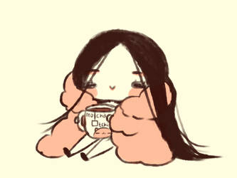 Need More Tea by mochatchi