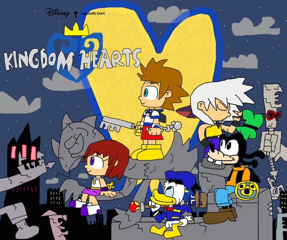 Foreboding (Kingdom Hearts Redraw)