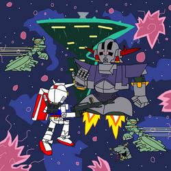 Encounter at A Baoa Qu (Gundam)