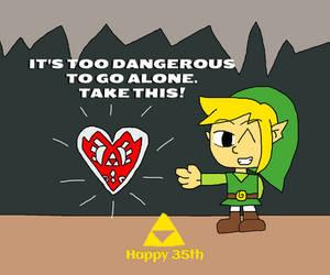 Valentine and Anniversary (The Legend of Zelda)