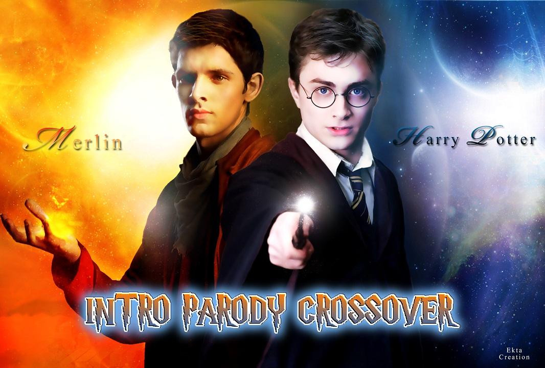 Harry Potter - BBC Merlin Intro Parody by GiantessStudios101 on
