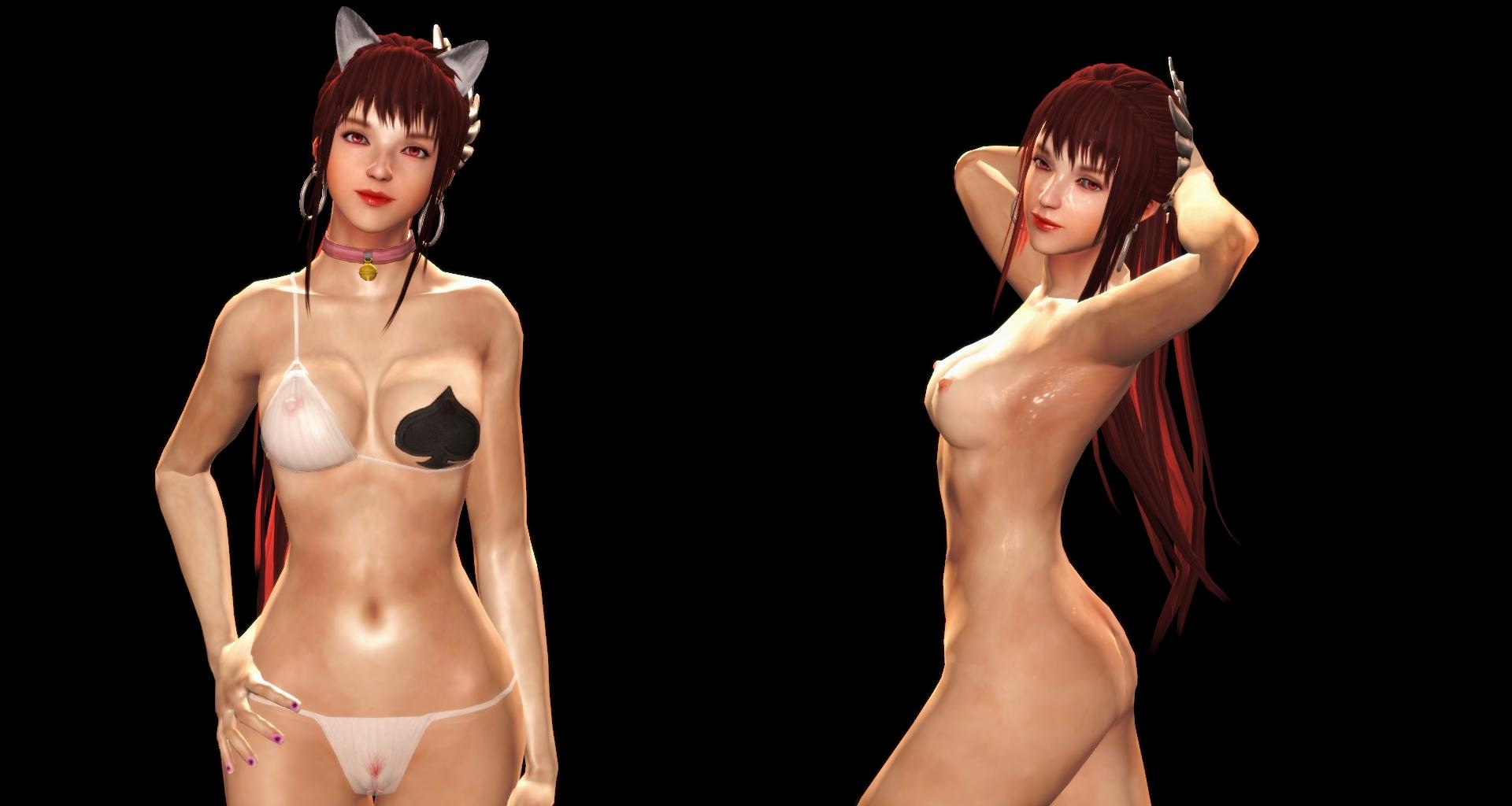 Vindictus female nude mod fucking tight girl