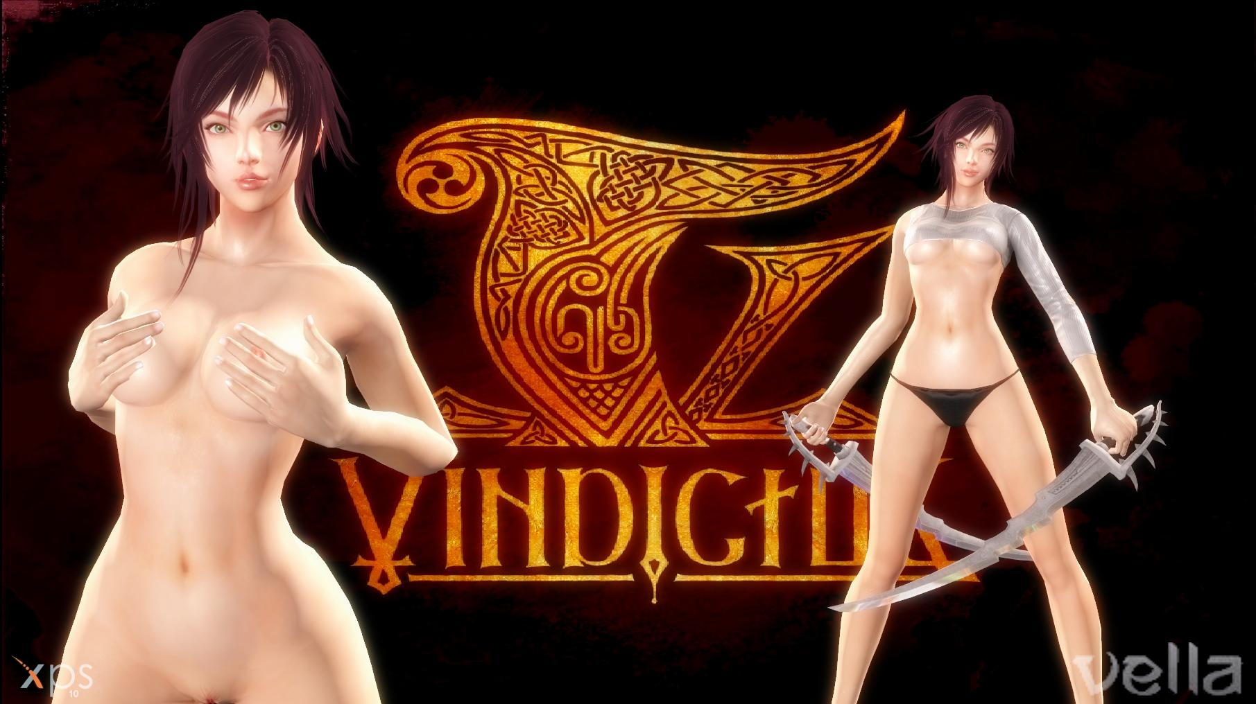Naked in vindictus sex pics