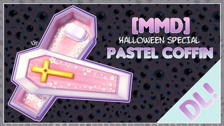 [MMD] Pastel Coffin - Halloween Special #1