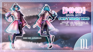 [MMD] Swift Magic Wind - Outfit DL