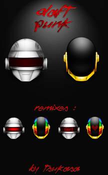 Thomas, Guyman, Daft Punks.