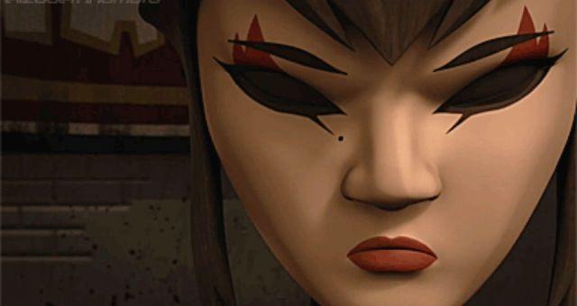 TMNT Karai x Reader (gender neutral) 2012 Her Fear by Dark
