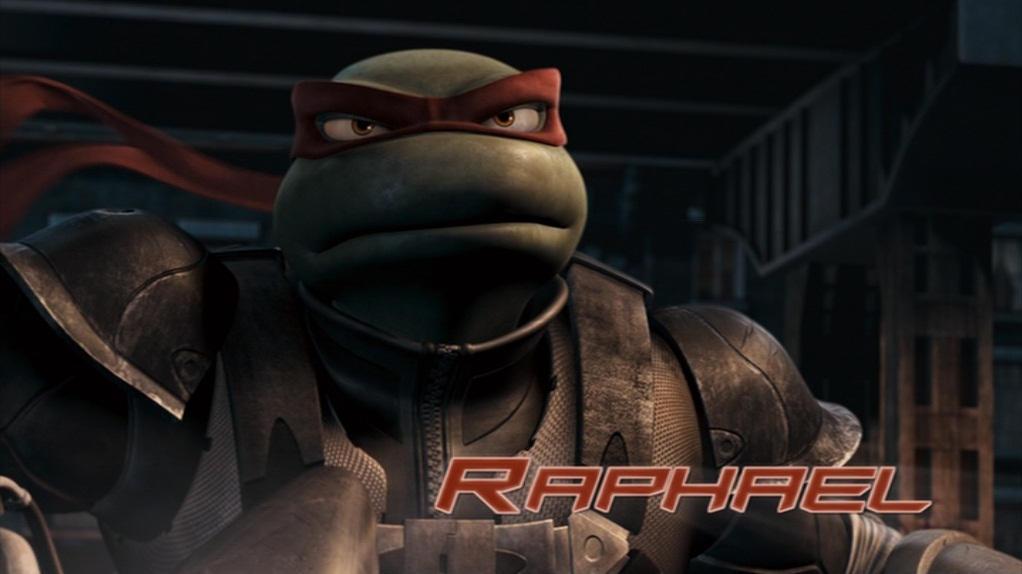 Tmnt Nightwatcher Raph Xreader 2007 Ever Watchful By Dark