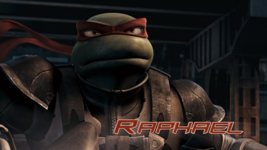 TMNT NightWatcher (Raph)xReader 2007 Ever Watchful by Dark