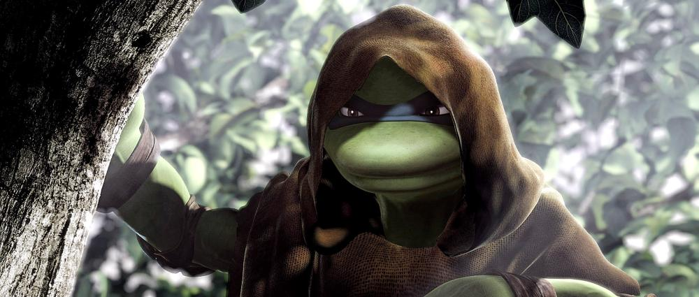 TMNT Leo x Reader Ghost Busted (2007) by Dark-Blossom95 on