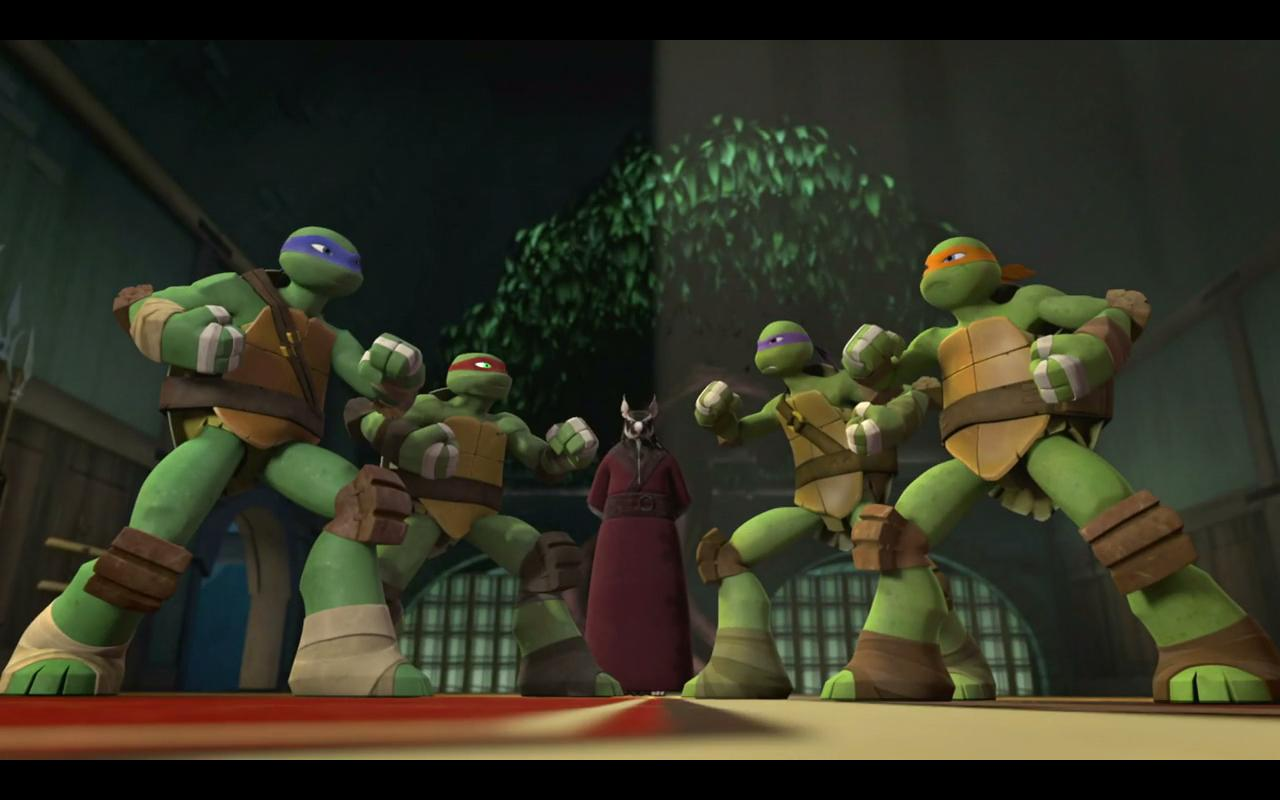X Readers On Tmnt Allstories Deviantart