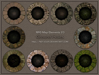 RPG Map Elements 23 by Neyjour