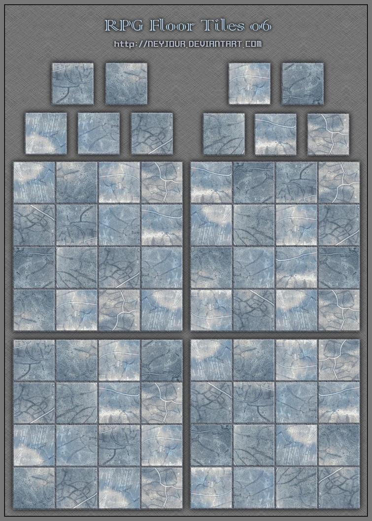 Rpg Floor Tiles 06 By Neyjour On Deviantart