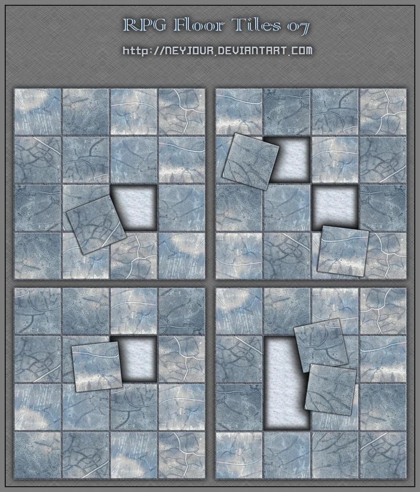 RPG Floor Tiles 07 by Neyjour on DeviantArt