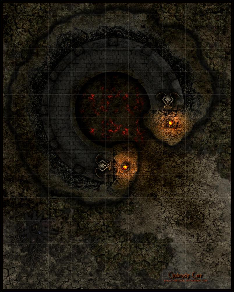Cinderashe Core by Neyjour