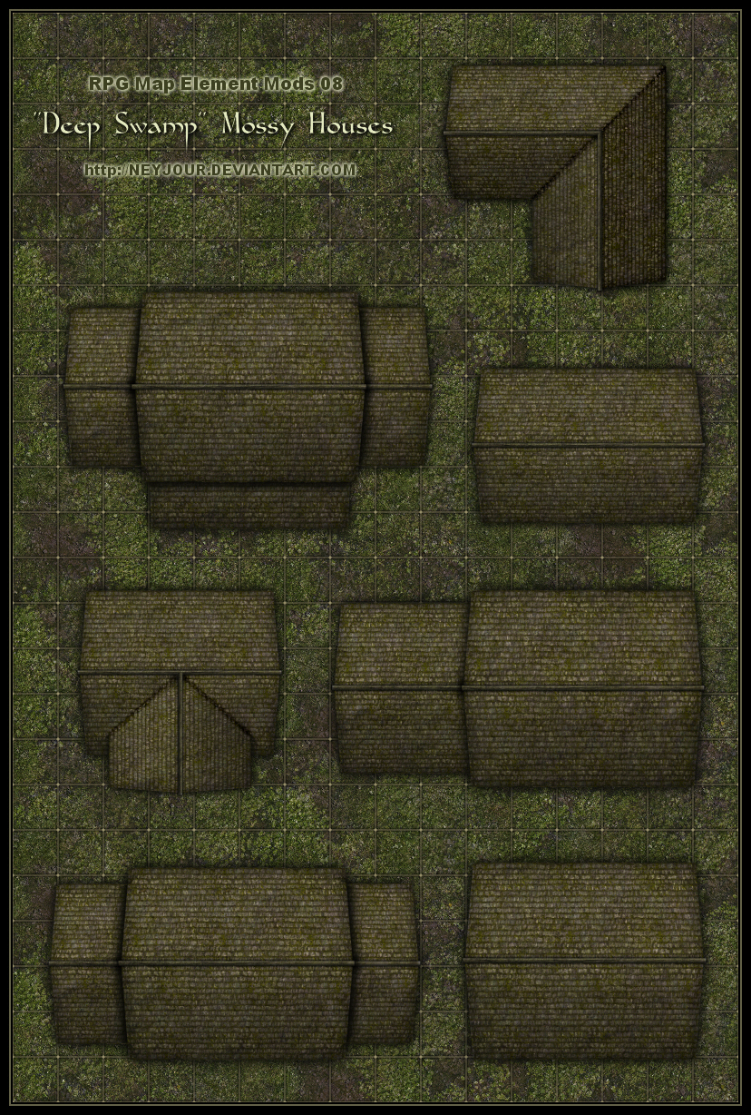 RPG Map Element Mods 08 by Neyjour