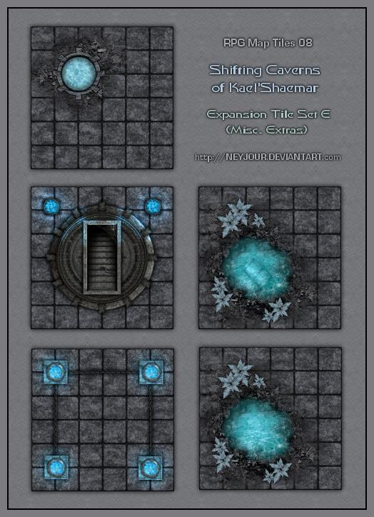RPG Map Tiles 08 by Neyjour