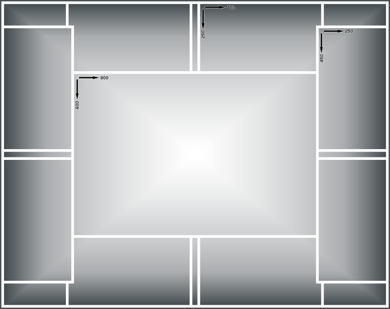 photo collage template 01 by neyjour on deviantart. Black Bedroom Furniture Sets. Home Design Ideas