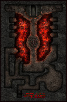Infernal Chasm of the Scorpion Lord