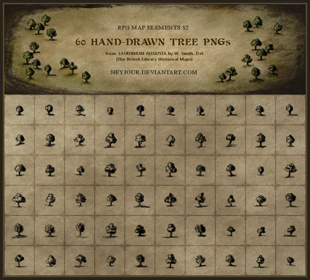 RPG Map Elements 82 by Neyjour on DeviantArt