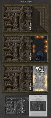 Maze of Trials