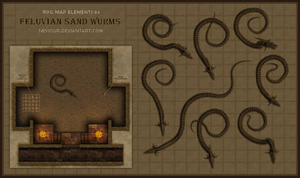 RPG Map Elements 84