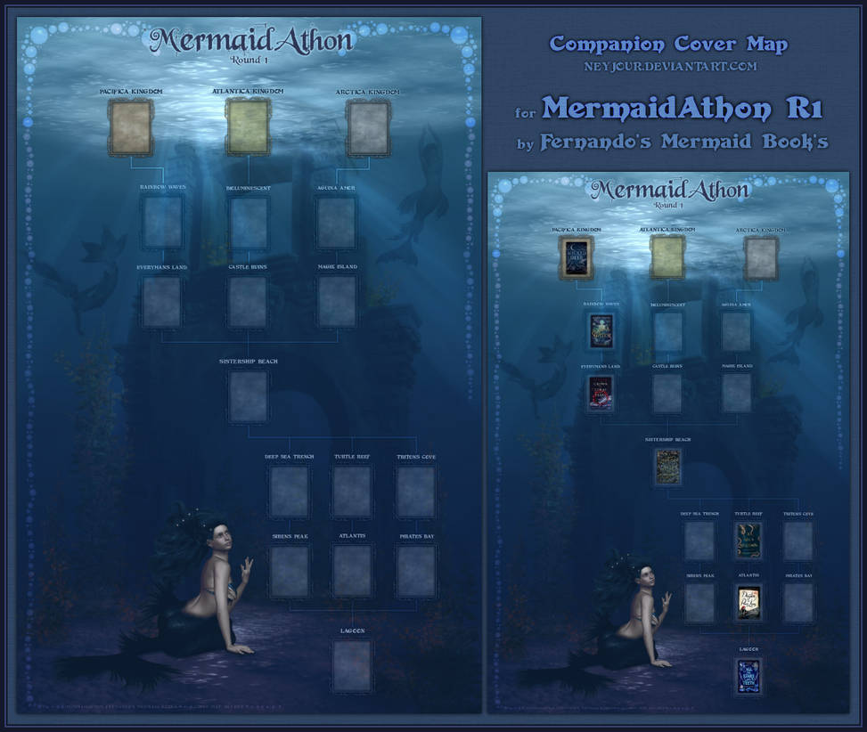 MermaidAthon R1: Companion Cover Map