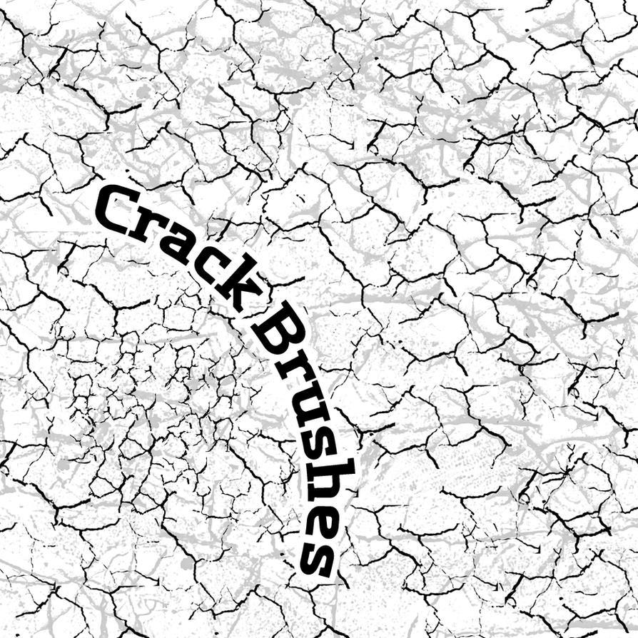 Crack Brushes by minikozy92