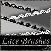 Cris Lace Brushes by only1crisana