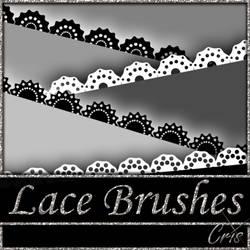 Cris Lace Brushes