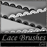 Cris Lace Brushes