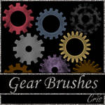 Cris Gear Brushes