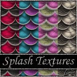 Cris Splash Textures by only1crisana