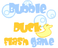 Bubble Duck - flash game by SunTail