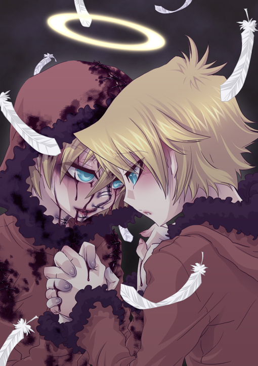 South Park Anime Kenny X Kyle Kenny_x_reader___remembered__ ...