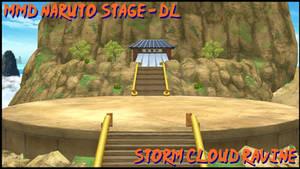 [MMD NARUTO] - Storm Cloud Ravine [Download] by blackSoul1890