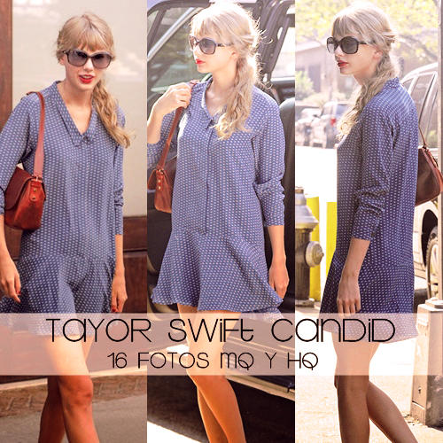 Taylor Swift Pack Candid #11 by Teeffy