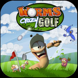 Worms Crazy Golf Icon By Pooterman On Deviantart