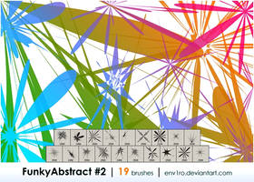FunkyAbstract .2. Brushes Pack by env1ro