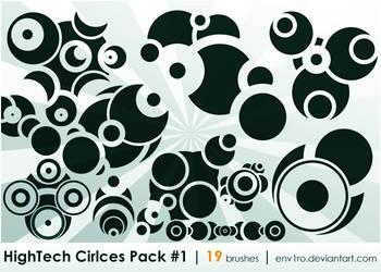 HighTech Circles by env1ro